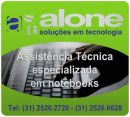 Alone Assist�ncia Especializada em Notebook