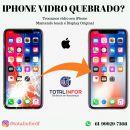 Assistência Técnica Apple, Tela iPhone, Bateria 7